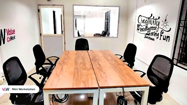 GoSpace 4044 4 Seater - Meeting Room