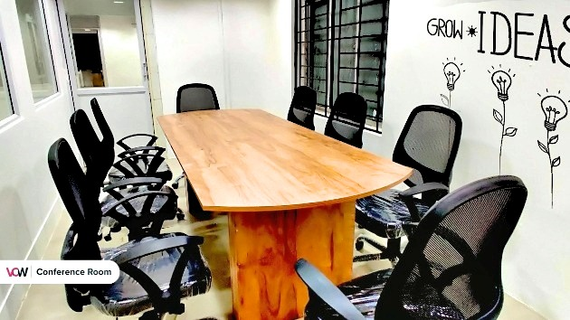 GoSpace 4045 8 Seater - Meeting Room