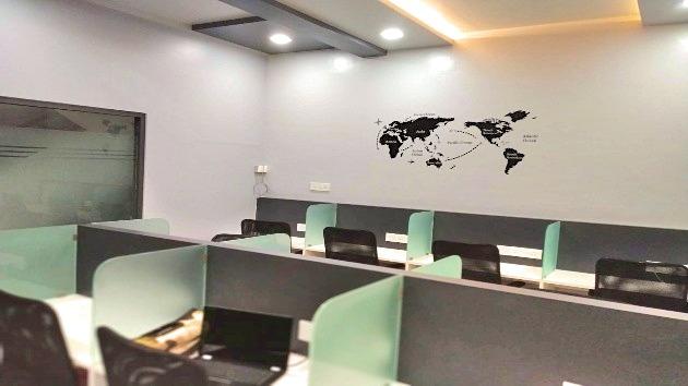 GoOffice 5010 Open Desks