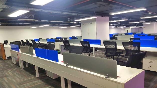 GoOffice 2469 Open Desks