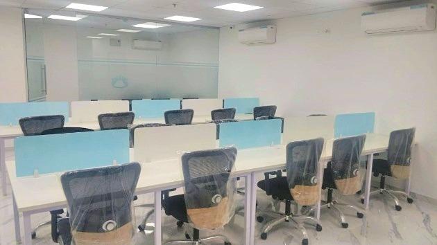 GoOffice 5042 Open Desks