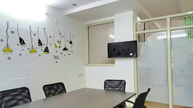 GoSpace 5040 8 Seater - Meeting Room