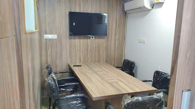GoSpace 4001 8 Seater - Meeting space