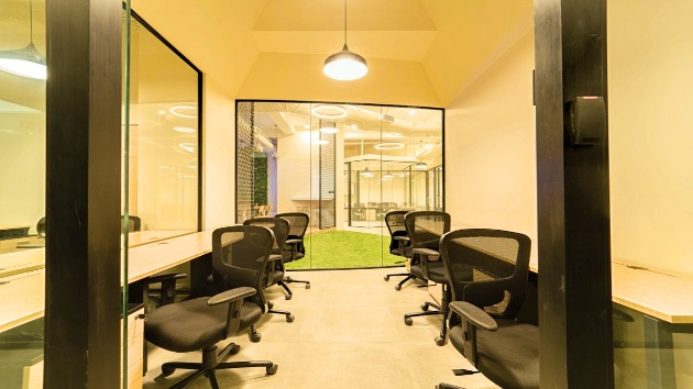 GoSpace 3250 4 Seater Meeting Room | Gachibowli