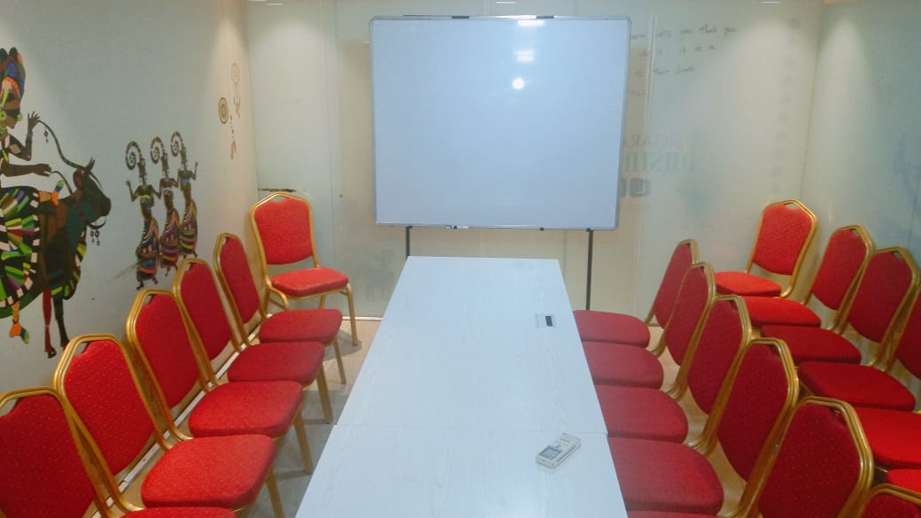GoSpace 1344 22 Seater - Training Room