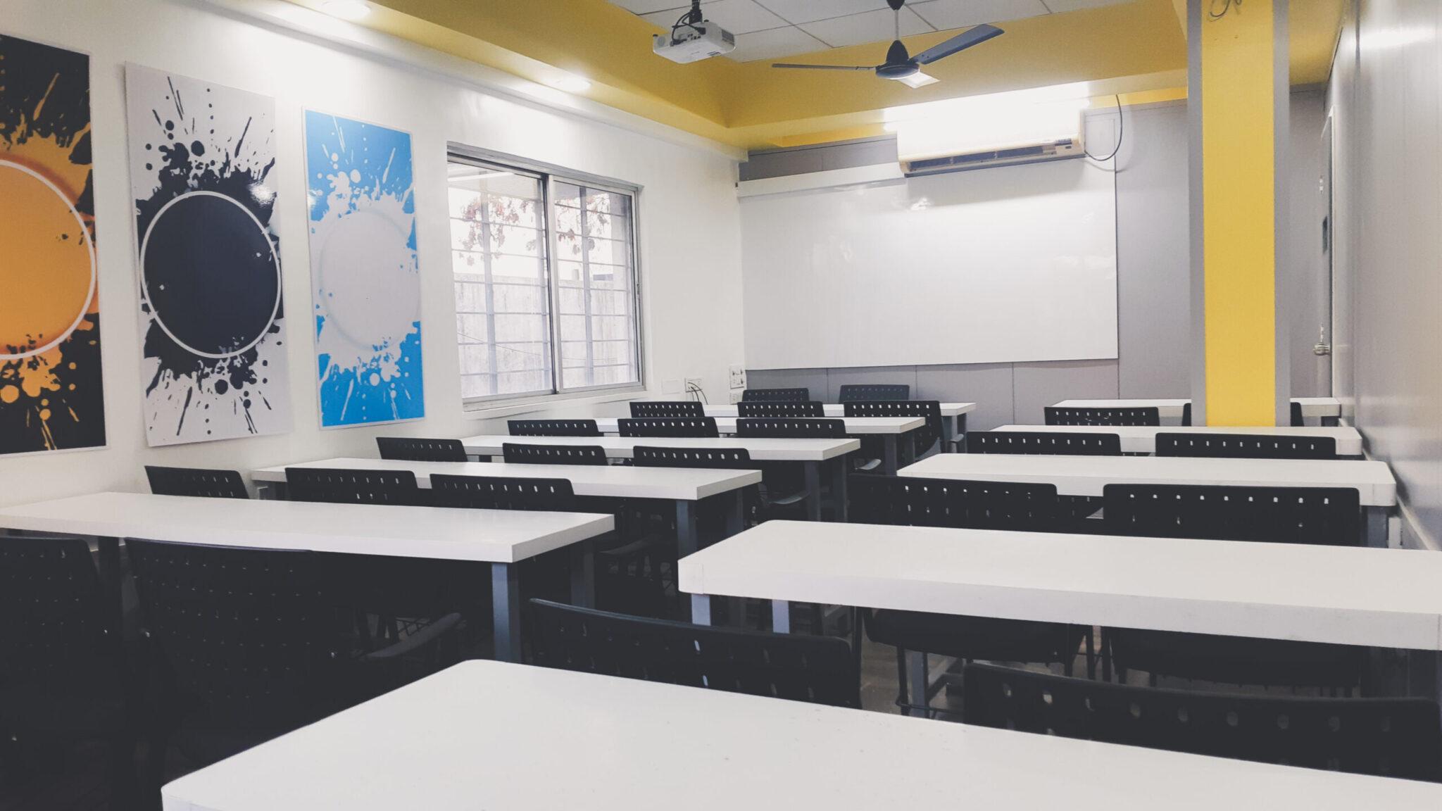 GoSpace 5084 25 Seater - Training Room