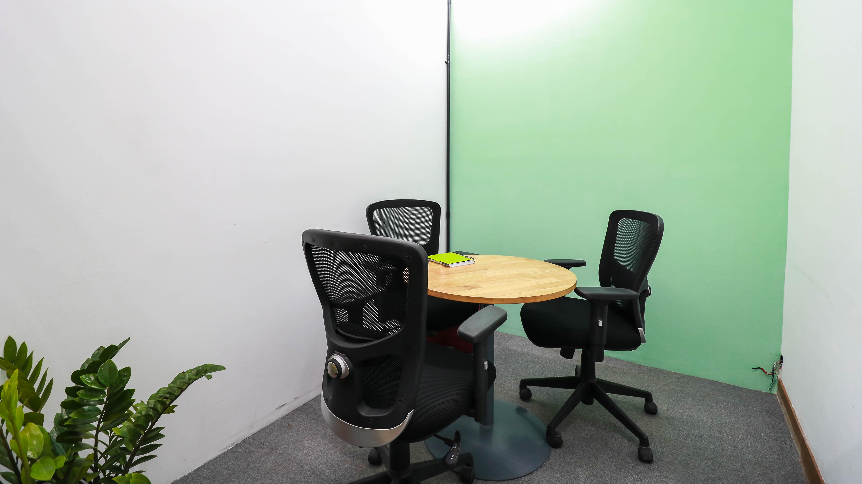 GoSpace 6080 3 Seater Meeting Room   Powai