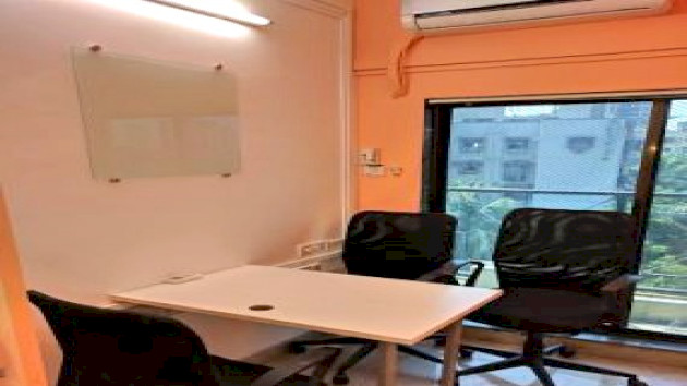GoOffice 6070 3 Seater Private Cabin