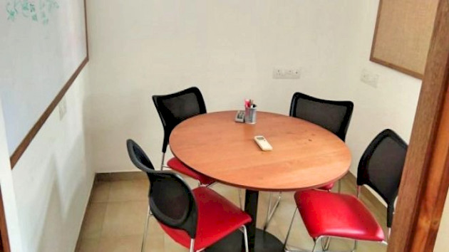 GoSpace 4172 4 Seater - Meeting Room
