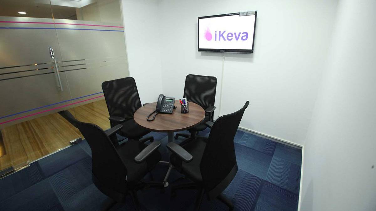 GoSpace 3244 4 Seater Meeting Room | Kukatpally