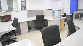 GoOffice 2550 4 Seater Private Cabin | Koramangala
