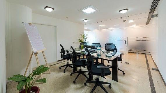 GoSpace 3237 5 Seater Meeting Room | Banjara Hills