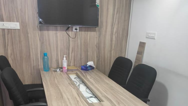 GoSpace 4134 5 Seater Meeting Room | Gandhipuram