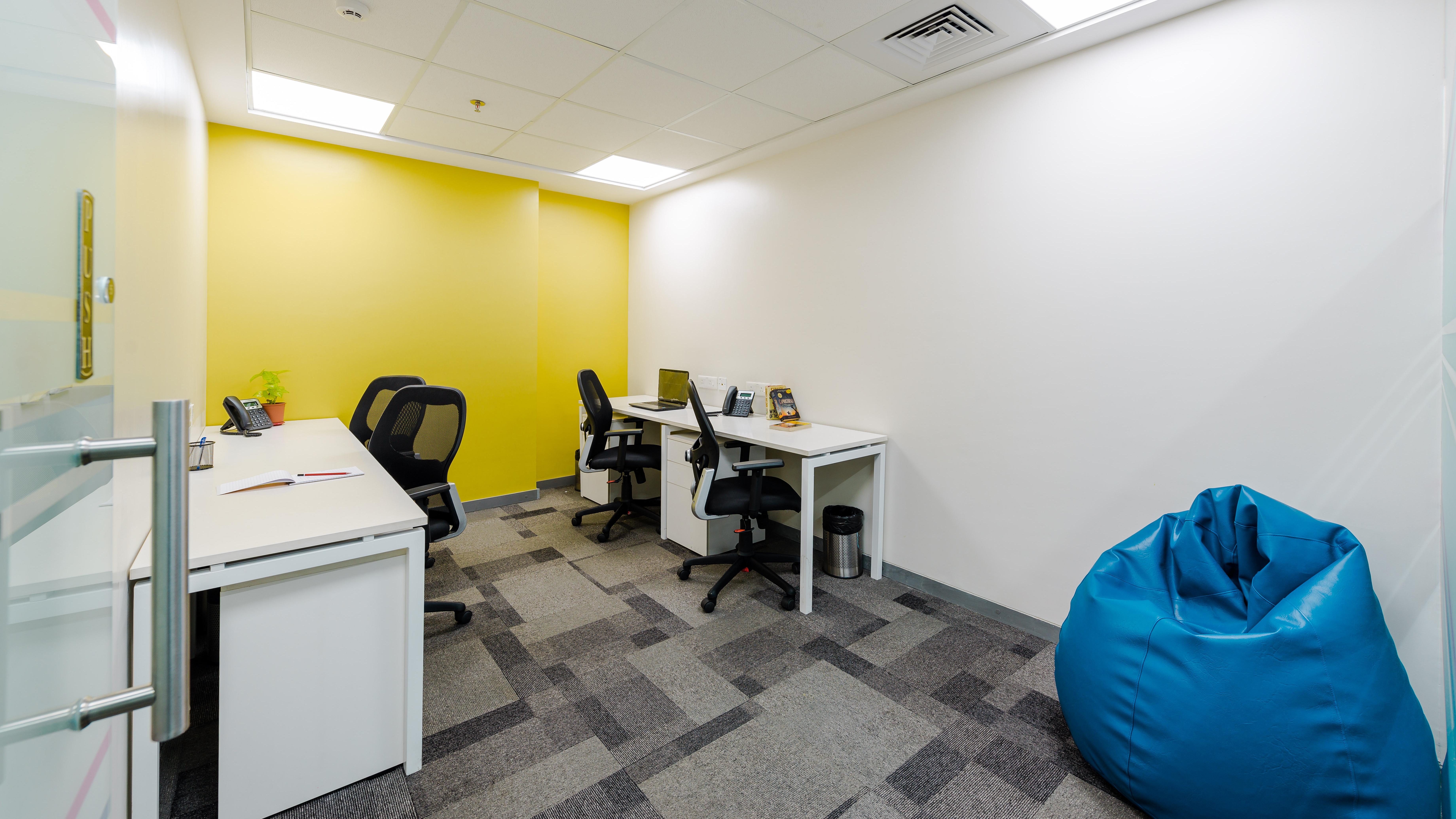 GoSpace 6075 5 Seater Meeting Room | Kurla West