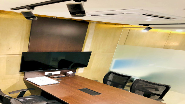 GoSpace 4073 5 Seater - Meeting room