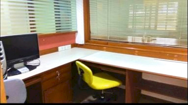 GoOffice 2509 5 Seater Private Cabin