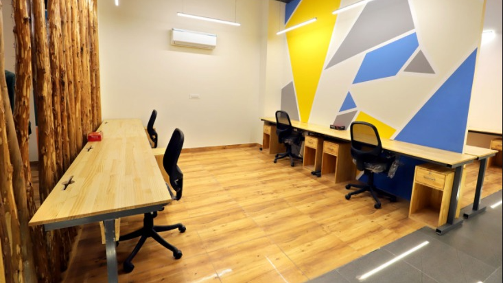 GoOffice 6113 5 Seater Private Cabin |Paschim Vihar