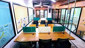 GoOffice 7102 55 Seater Private Cabin | Dwarka