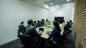 GoSpace 1326 6 Seater - Conference Room