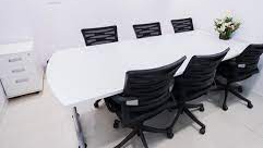 GoSpace 7107 6 Seater Meeting Room   Hargobind Enclave