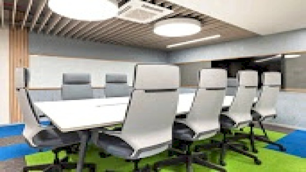 GoSpace 3223 6 Seater - Meeting Room