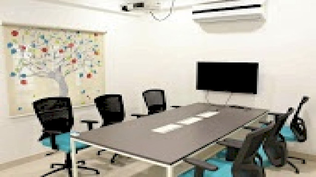 GoSpace 5102 6 Seater - Meeting Room