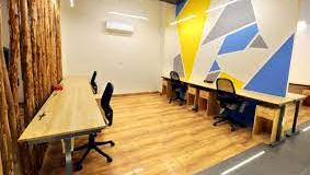 GoOffice 6114 6 Seater Private Cabin |Paschim