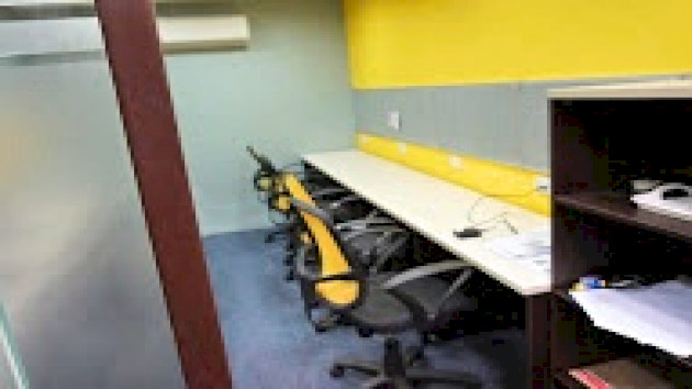 GoOffice 7203 7 Seater Private Cabin