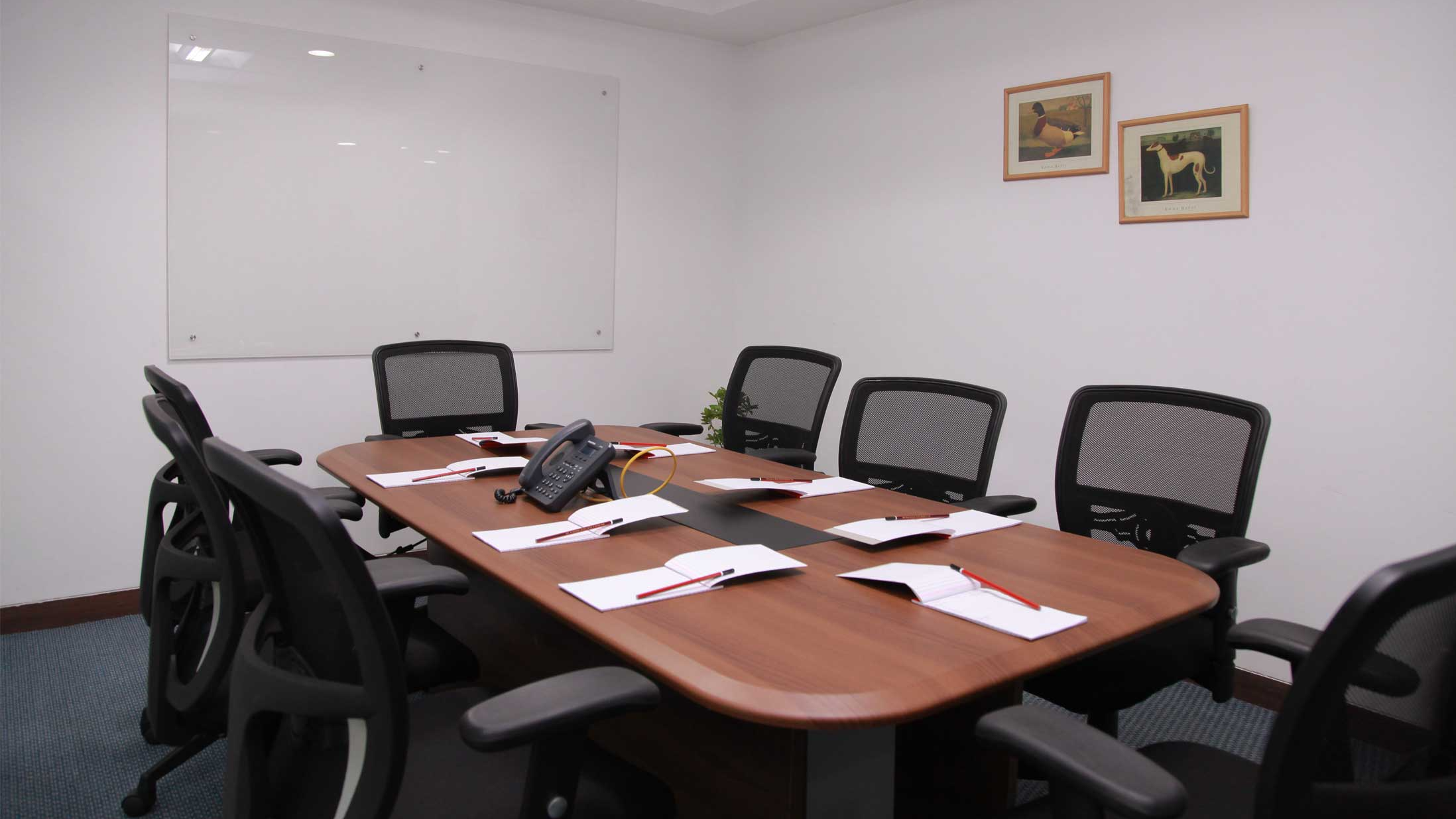 GoSpace 3238 8 Seater Conference Room | Banjara Hills