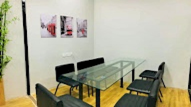 GoSpace 6128 8 Seater - Conference Room