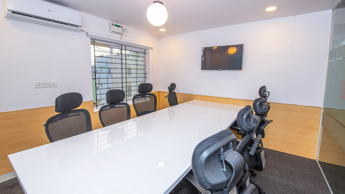 GoSpace 2747 8 Seater Conference Room | HSR Layout