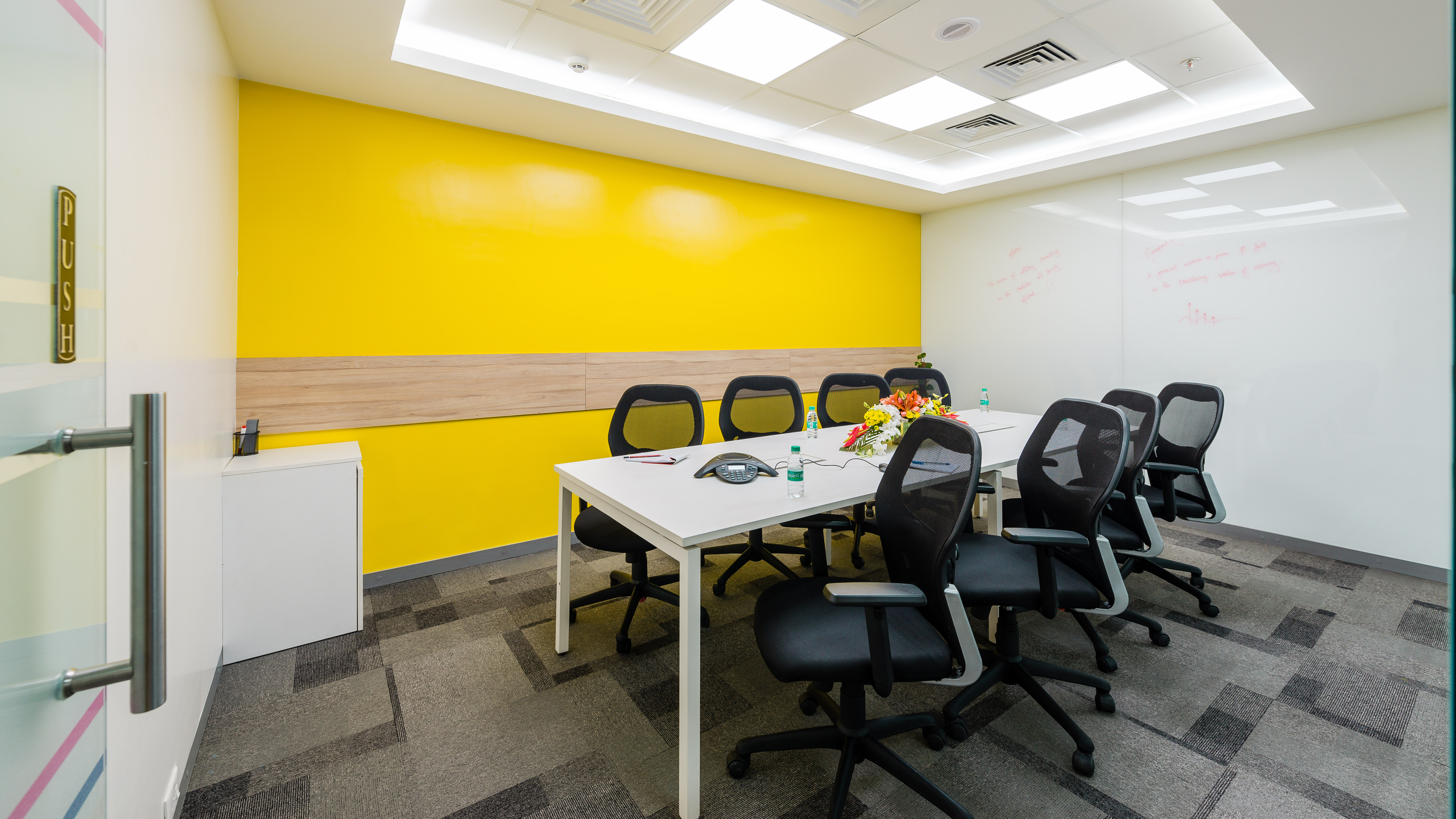 GoSpace 6076 8 Seater Conference Room | Kurla West