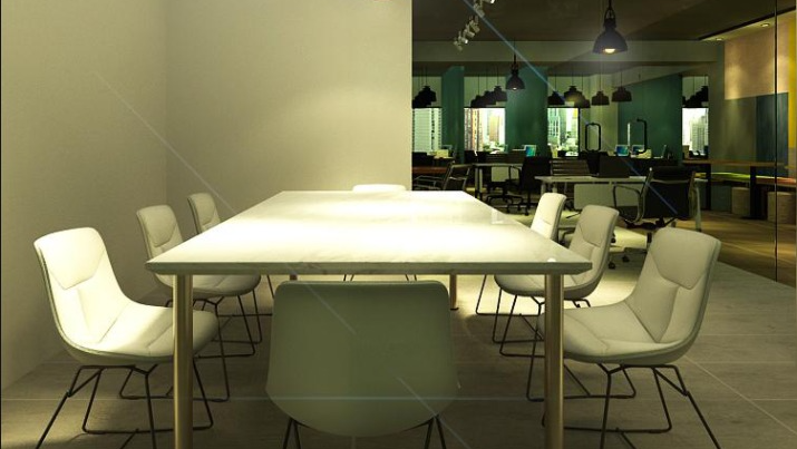 GoSpace 7138 8 Seater - Conference Room