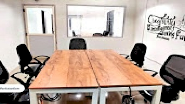 GoSpace 4045 8 Seater - Conference Room
