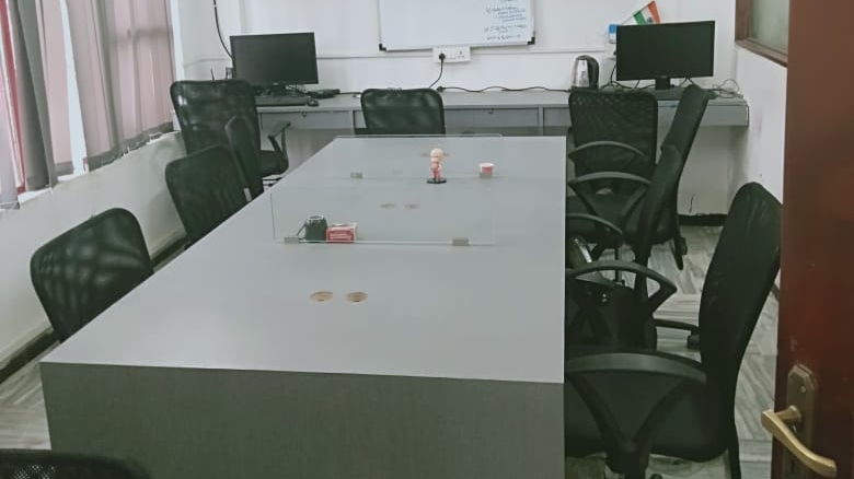 GoSpace 6118 8 Seater Meeting Room | Mulund