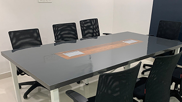 GoSpace 8185 8 Seater Meeting Room | Sector 30