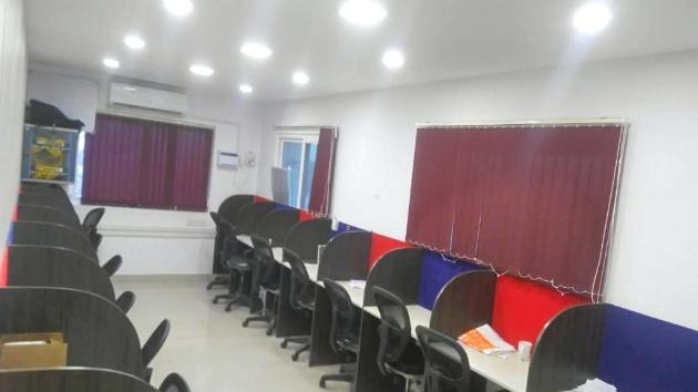 GoOffice 1327 Manager cabin - Anna Salai