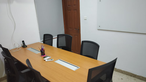 GoSpace 1018 7 Seater - Meeting space