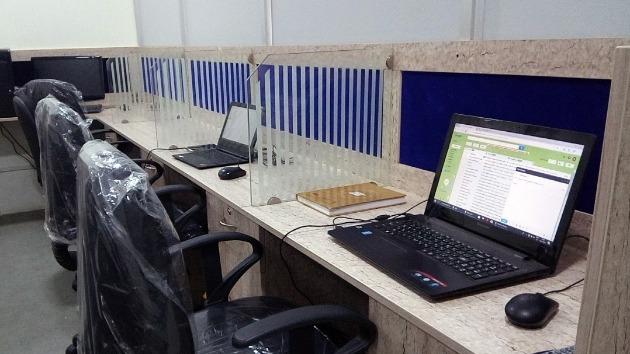 GoOffice 1010 Open Desks