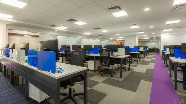 GoOffice 2677 Dedicated Desk   Jeevanbhima Nagar