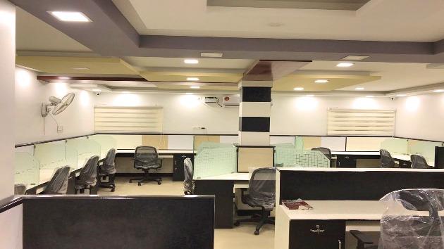 GoOffice 1195 Open Desks