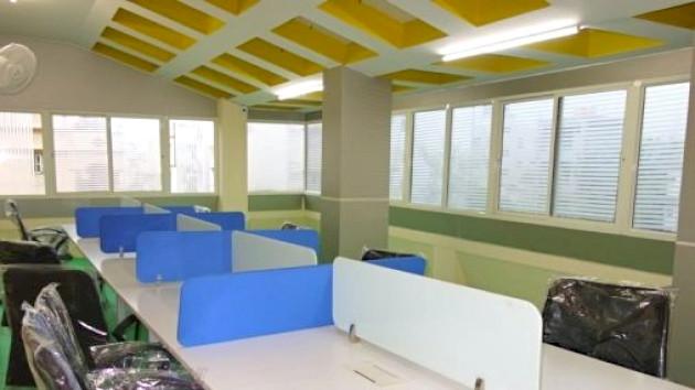 GoOffice 2536 Open Desks