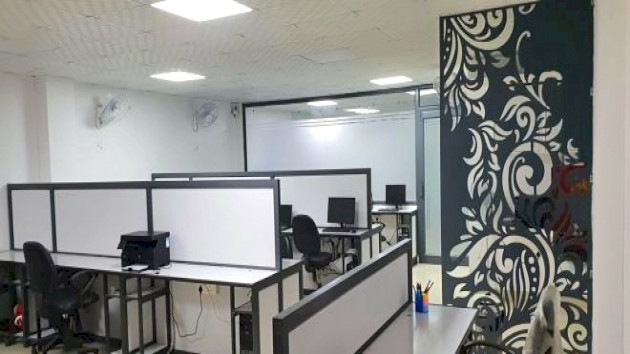 GoOffice 7135 Open Desks