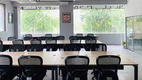 GoOffice 7174 Dedicated Desk   Dwarka