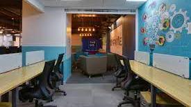 GoOffice 2681 Dedicated Desk | HSR Layout