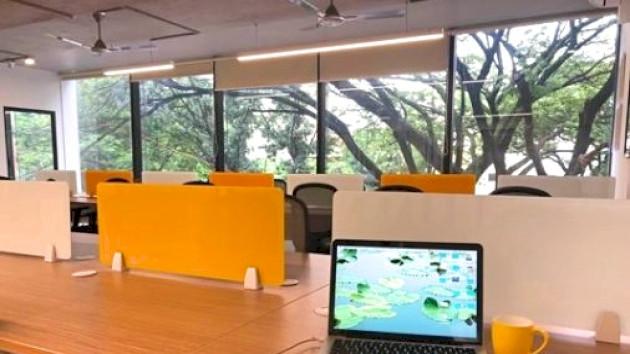 GoOffice 2504 Open Desks