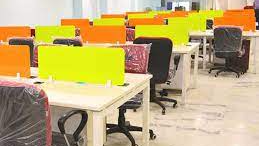 GoOffice 7171 Dedicated Desk | Preet Vihar