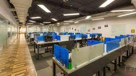 GoOffice 2686 Dedicated Desk | Richmond Road