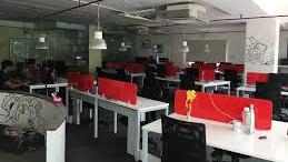 GoOffice 2541 Dedicated Desk | Srirampuram