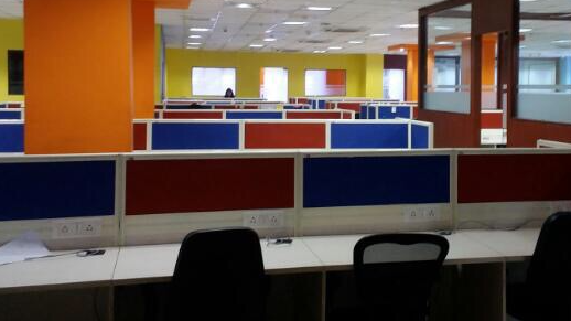 GoOffice 8178 Dedicated Desk | Udyog Vihar